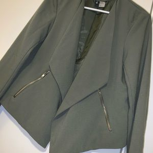 Divided Olive green dressy blazer